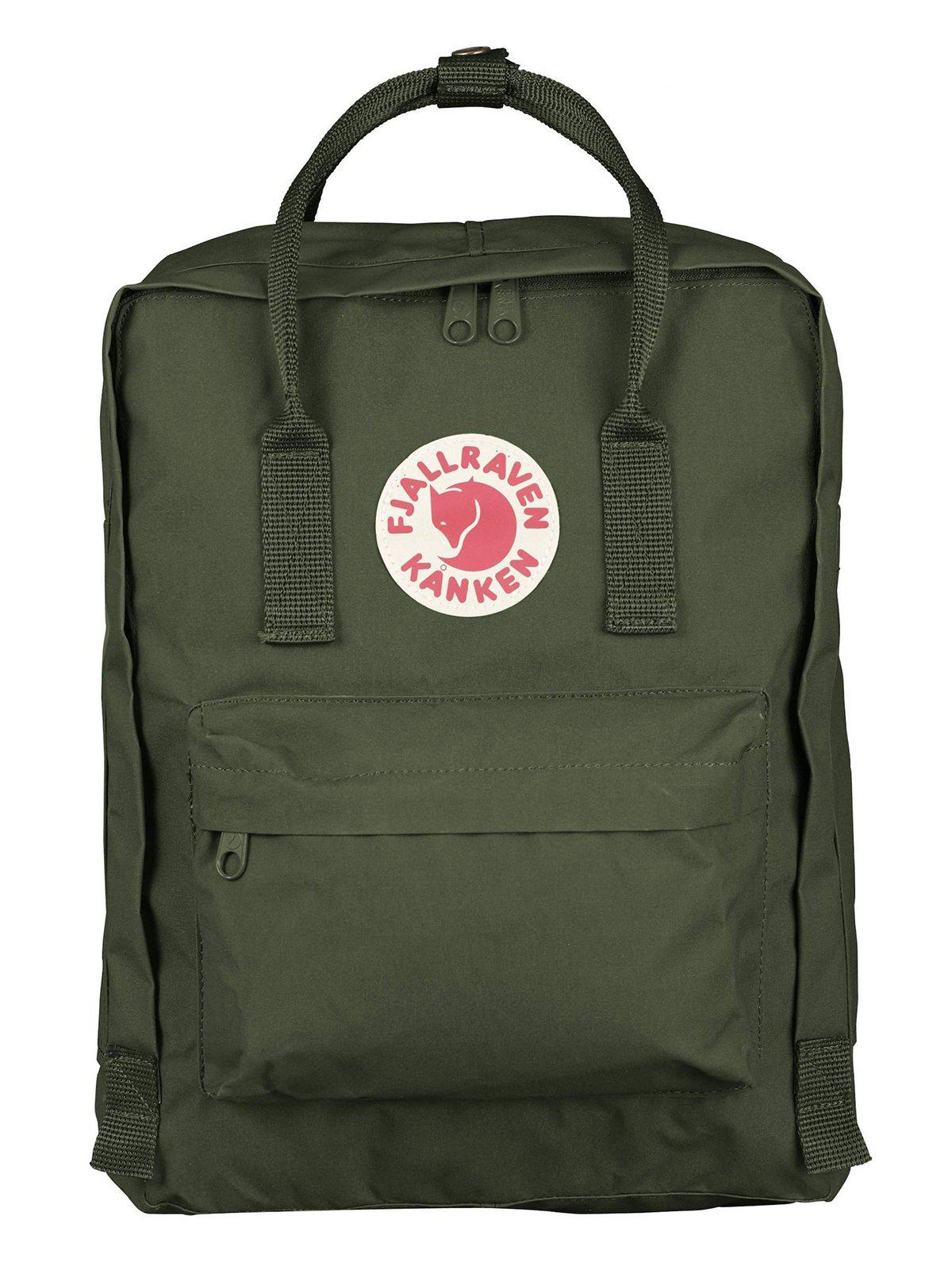 Fjallraven Kanken Classic Backpack Forest Green - MORE by Morello Indonesia