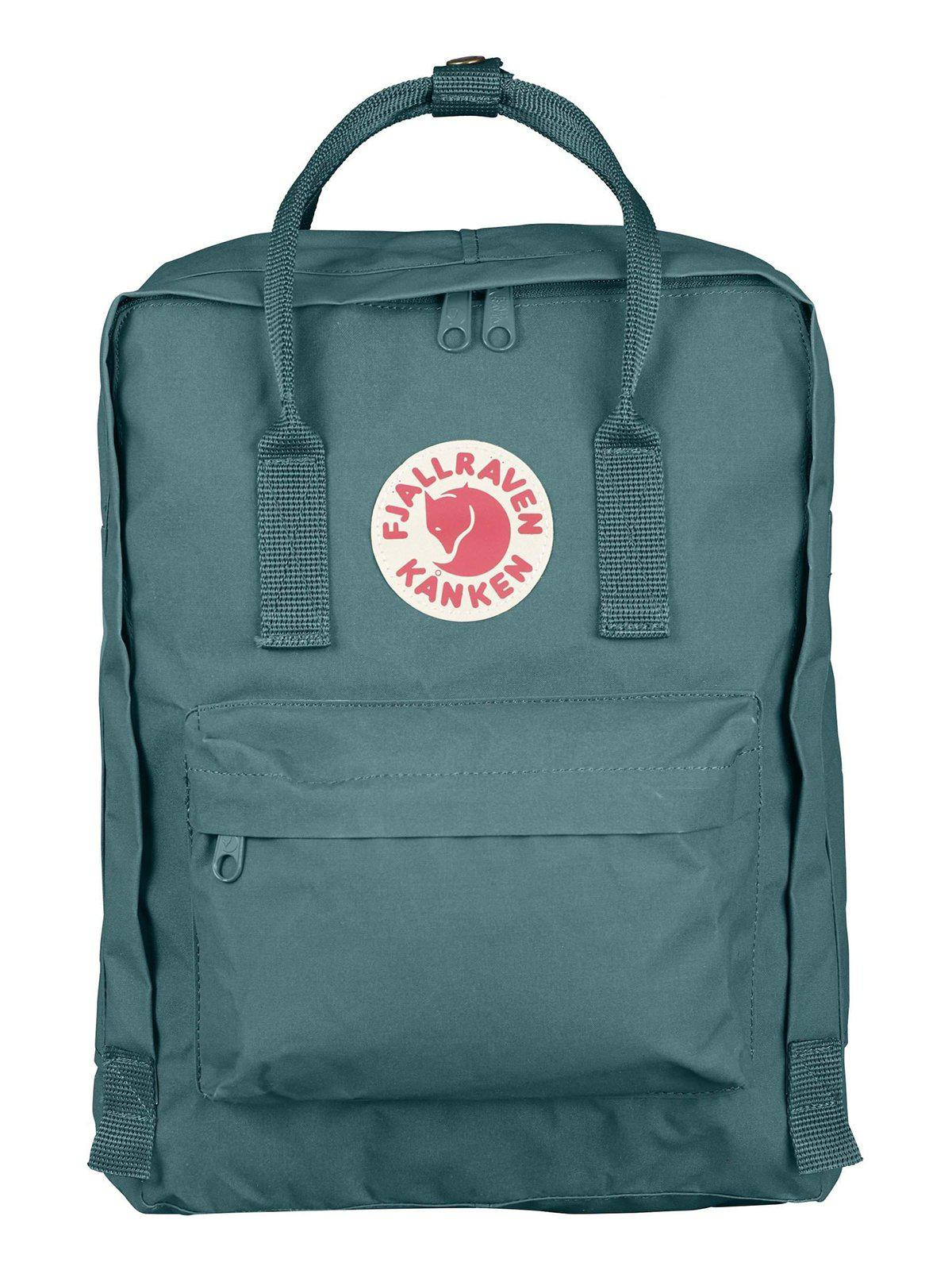 Fjallraven Kanken Classic Backpack Frost Green - MORE by Morello Indonesia