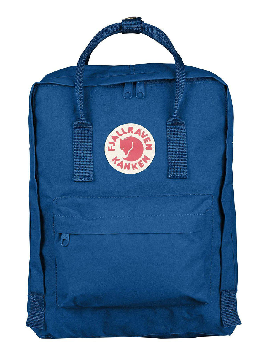 Fjallraven Kanken Classic Backpack Lake Blue - MORE by Morello - Indonesia