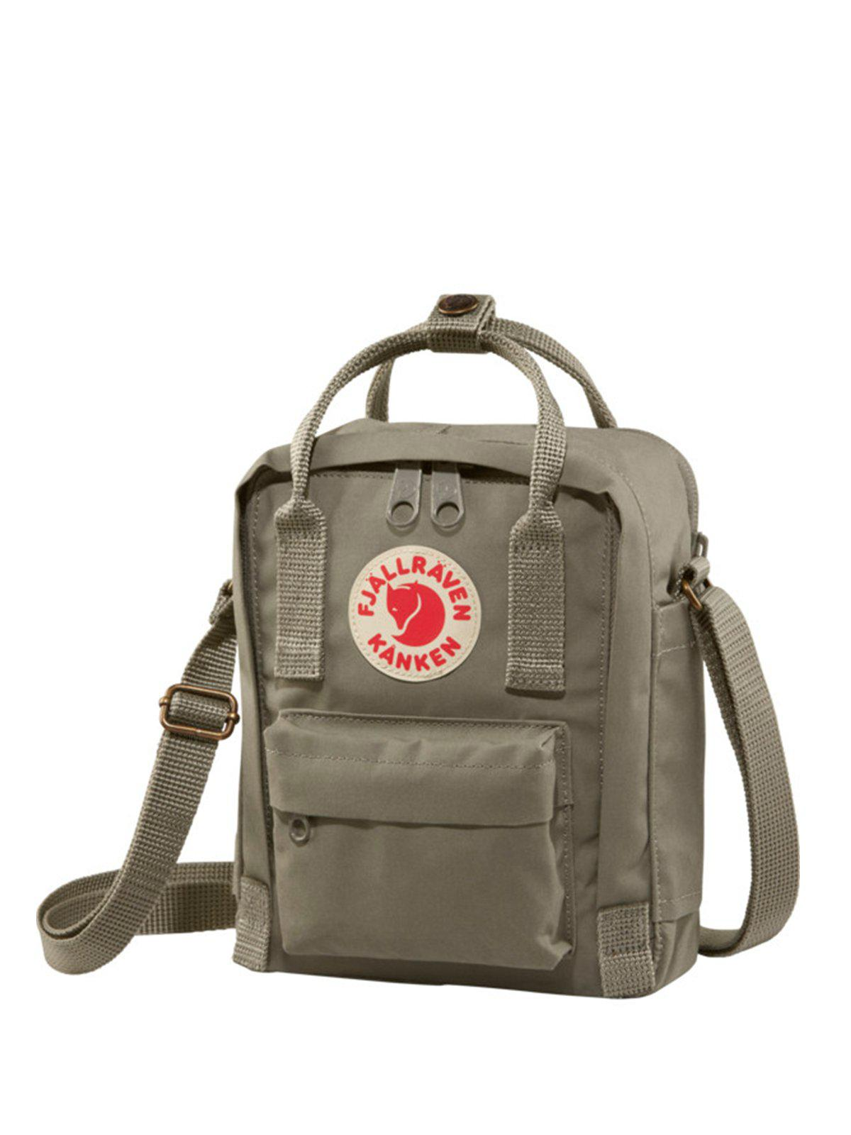 Fjallraven Kanken Sling Bag Fog - MORE by Morello Indonesia