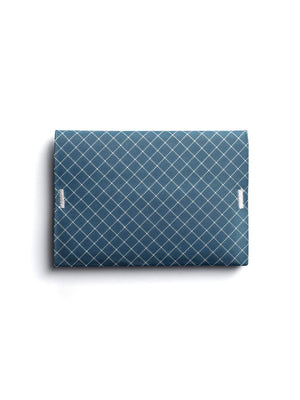 Pioneer Ion Bifold Wallet 10XD Ripstop Blue - MORE by Morello Indonesia
