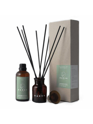 Oaken Lab Reed Diffuser Conservatory 100ml - MORE by Morello - Indonesia