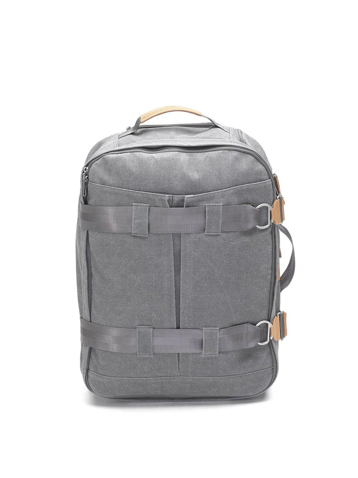 Qwstion 3-Day Travel Bag Washed Grey - MORE by Morello Indonesia