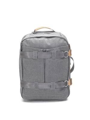 Qwstion 3-Day Travel Bag Washed Grey - MORE by Morello - Indonesia