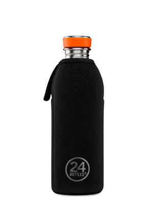 24Bottles Thermal Cover for Urban Bottle 500ml Black - MORE by Morello - Indonesia