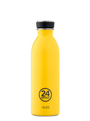 24Bottles Urban Bottle Taxi Yellow 500ml - MORE by Morello Indonesia