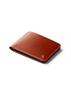 Bellroy Designers Edition Hide and Seek Wallet Burnt Sienna - MORE by Morello - Indonesia