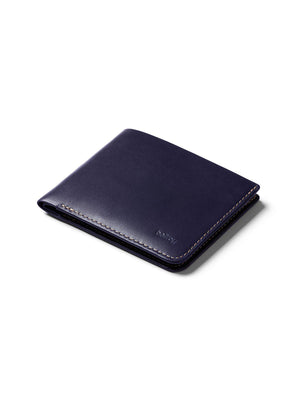 Bellroy The Square Wallet Navy - MORE by Morello Indonesia