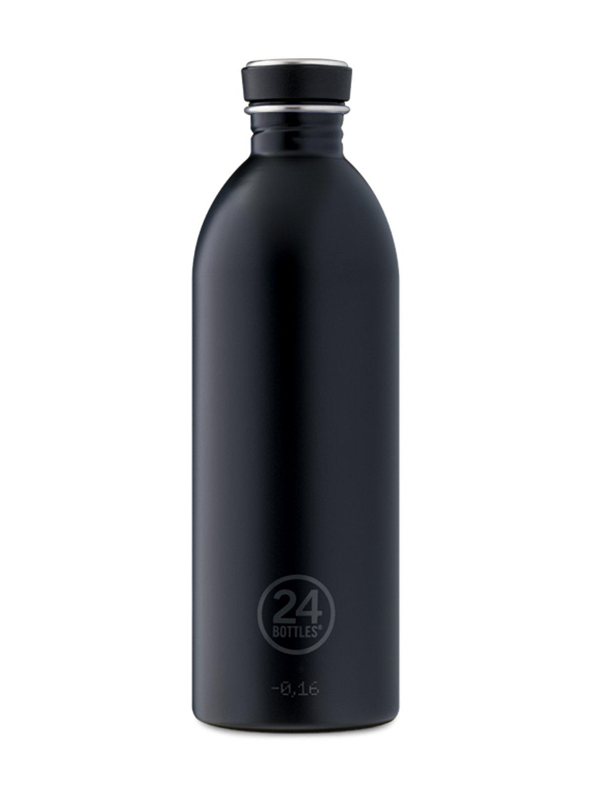 24Bottles Urban Bottle Tuxedo Black 1000ml - MORE by Morello Indonesia