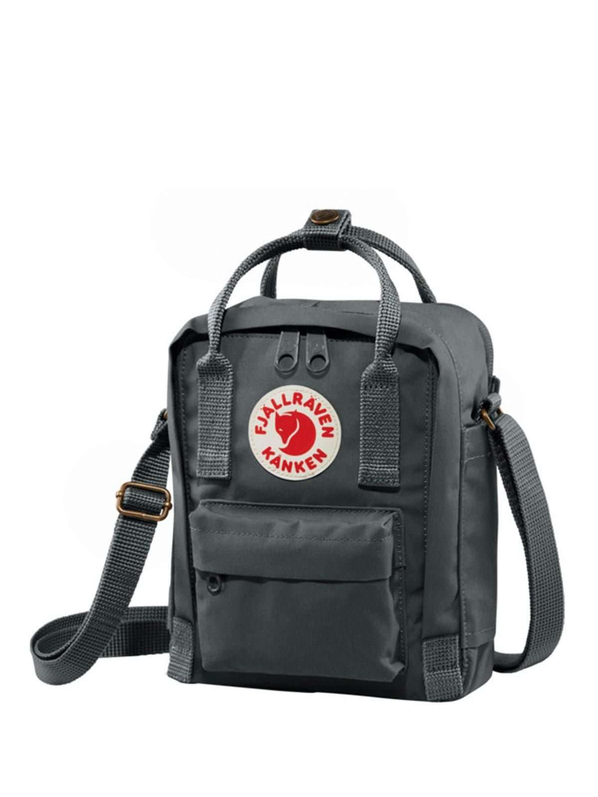 Fjallraven Kanken Sling Bag Graphite - MORE by Morello Indonesia