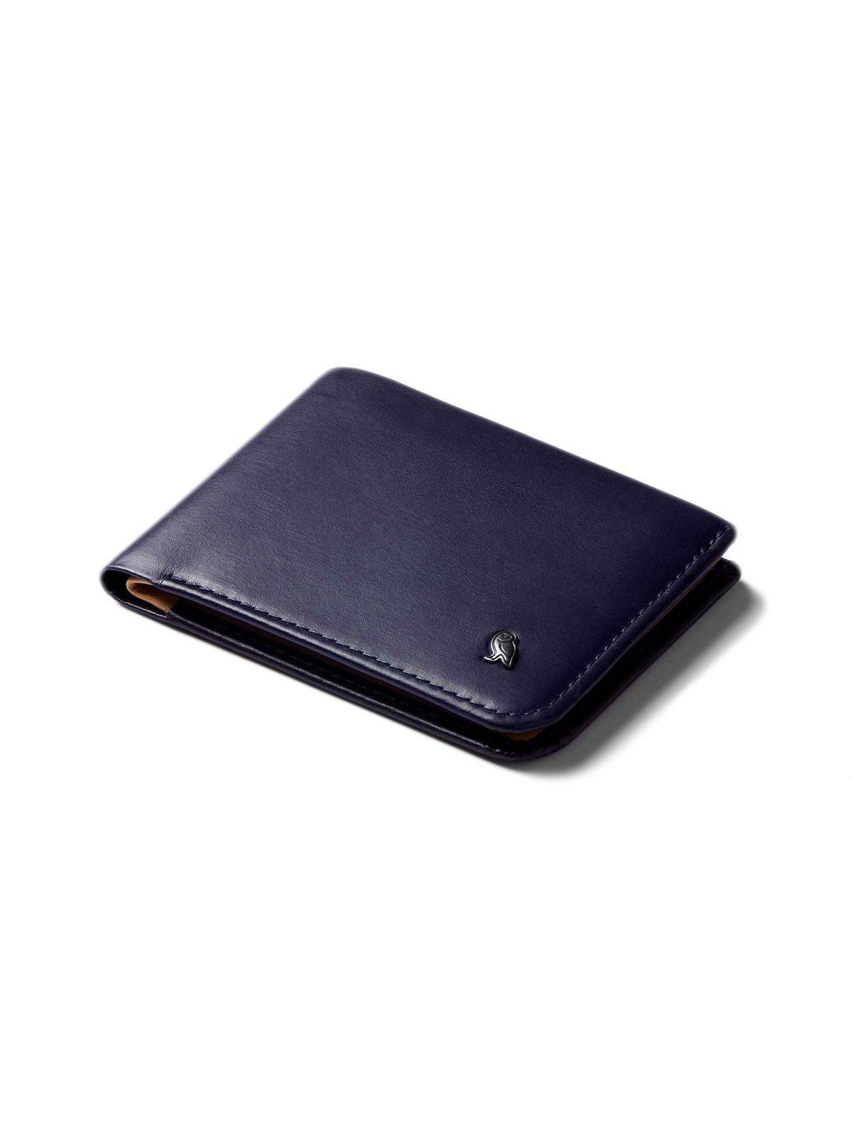 Bellroy Hide and Seek Wallet Navy RFID with GIFT BOX - MORE by Morello Indonesia