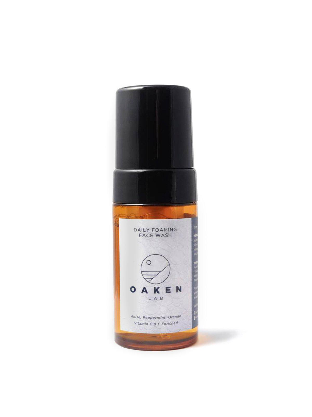 Oaken Lab Daily Foaming Face Wash 100ml - MORE by Morello Indonesia