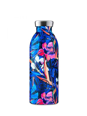 24Bottles Clima Bottle Floral Nightfly 500ml - MORE by Morello Indonesia
