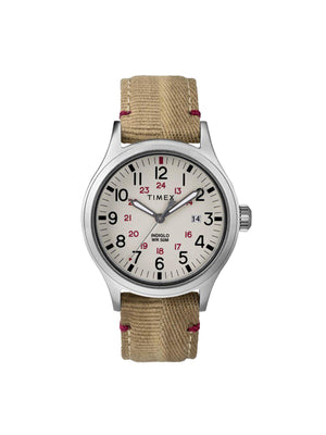 Timex Allied Canvas TW2R61000 40mm - MORE by Morello - Indonesia