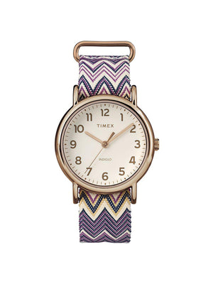 Timex Weekender Chevron TW2R59000 38mm - MORE by Morello - Indonesia
