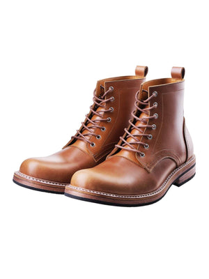Heimdall Raider Boots Tan - MORE by Morello - Indonesia