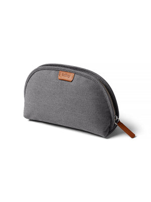 Bellroy Classic Pouch Woven Mid Grey - MORE by Morello - Indonesia