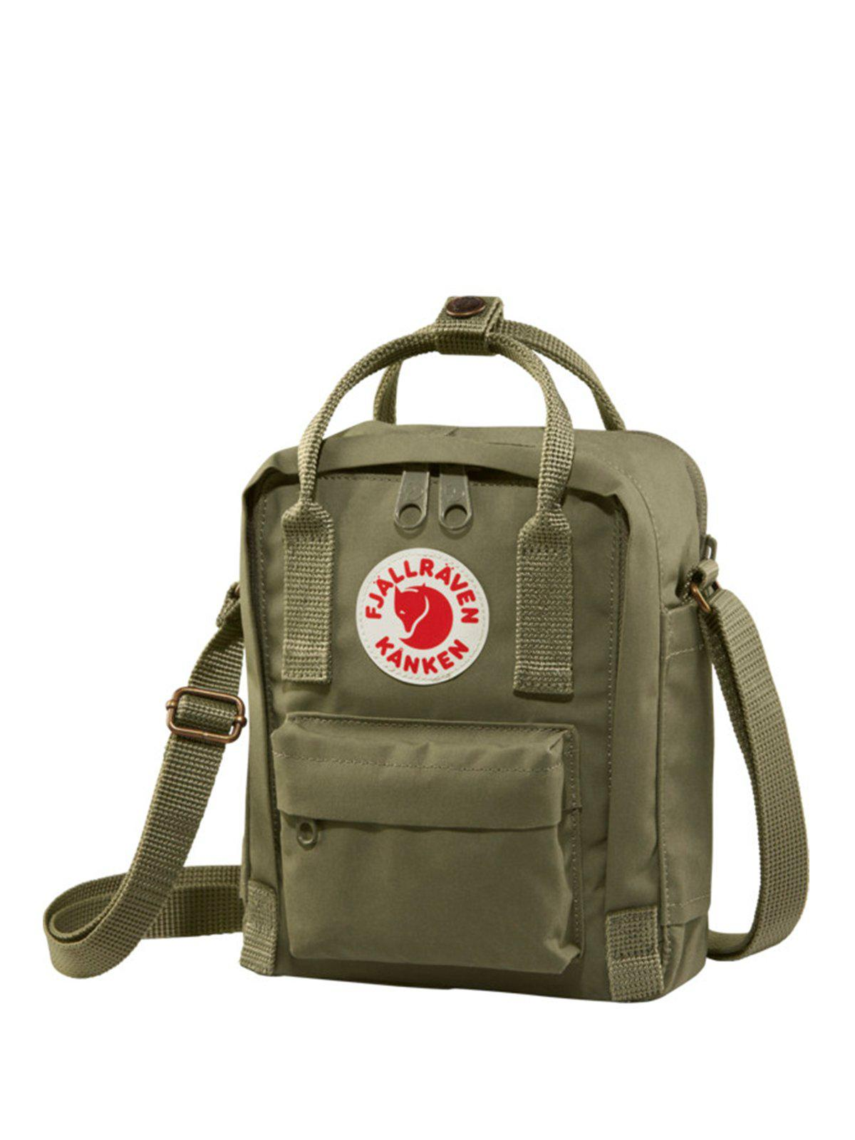 Fjallraven Kanken Sling Bag Green - MORE by Morello Indonesia