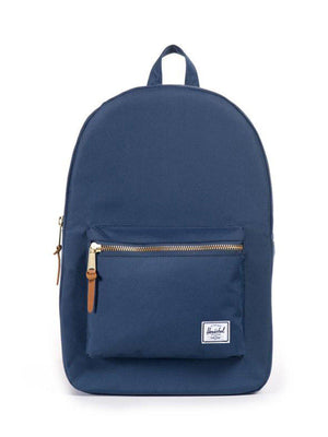 Herschel Settlement Backpack Navy 23L - MORE by Morello Indonesia