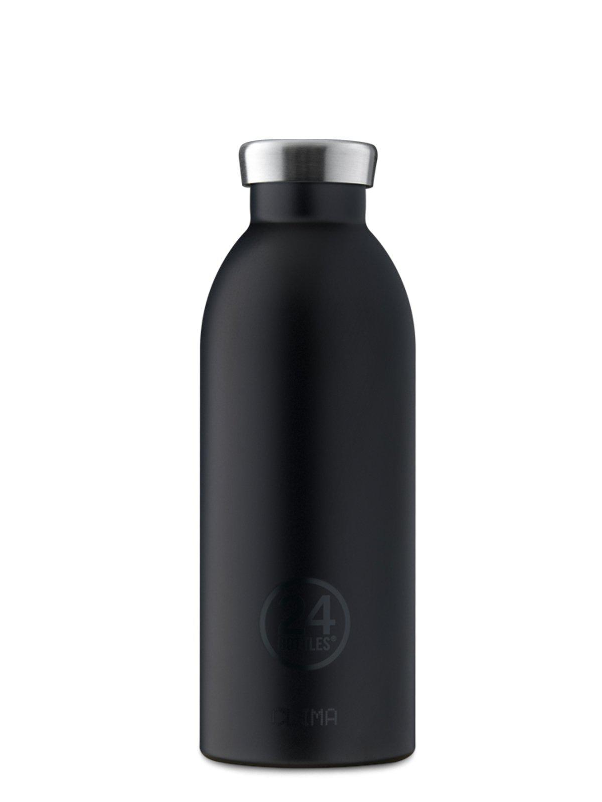 24Bottles Clima Bottle Tuxedo Black 500ml - MORE by Morello Indonesia