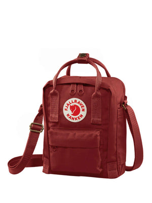 Fjallraven Kanken Sling Bag Ox Red - MORE by Morello - Indonesia