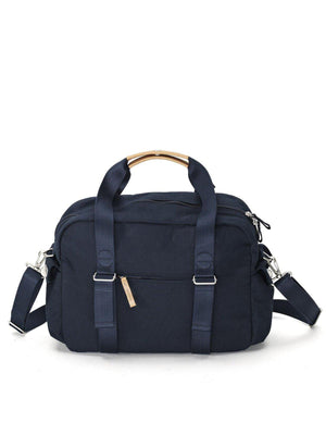 Qwstion Overnighter Organic Navy