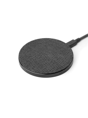 Native Union Drop Wireless Charger Slate - MORE by Morello - Indonesia