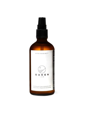 Oaken Lab Aftershave Balm 100ml