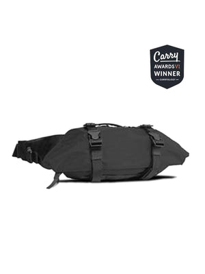 Code Of Bell X-POD Sling Pack Small Pitch Black - MORE by Morello - Indonesia
