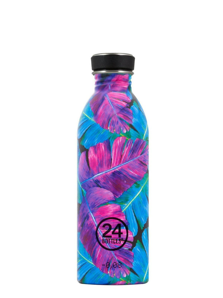 24Bottles Urban Bottle Capsule Floral Blossom 500ml - MORE by Morello Indonesia