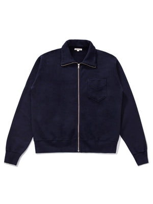 Lady White Co. Full Zip Jacket Navy