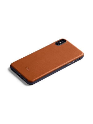 Bellroy Phone Case 0 Card iPhone XS Max Caramel - MORE by Morello Indonesia