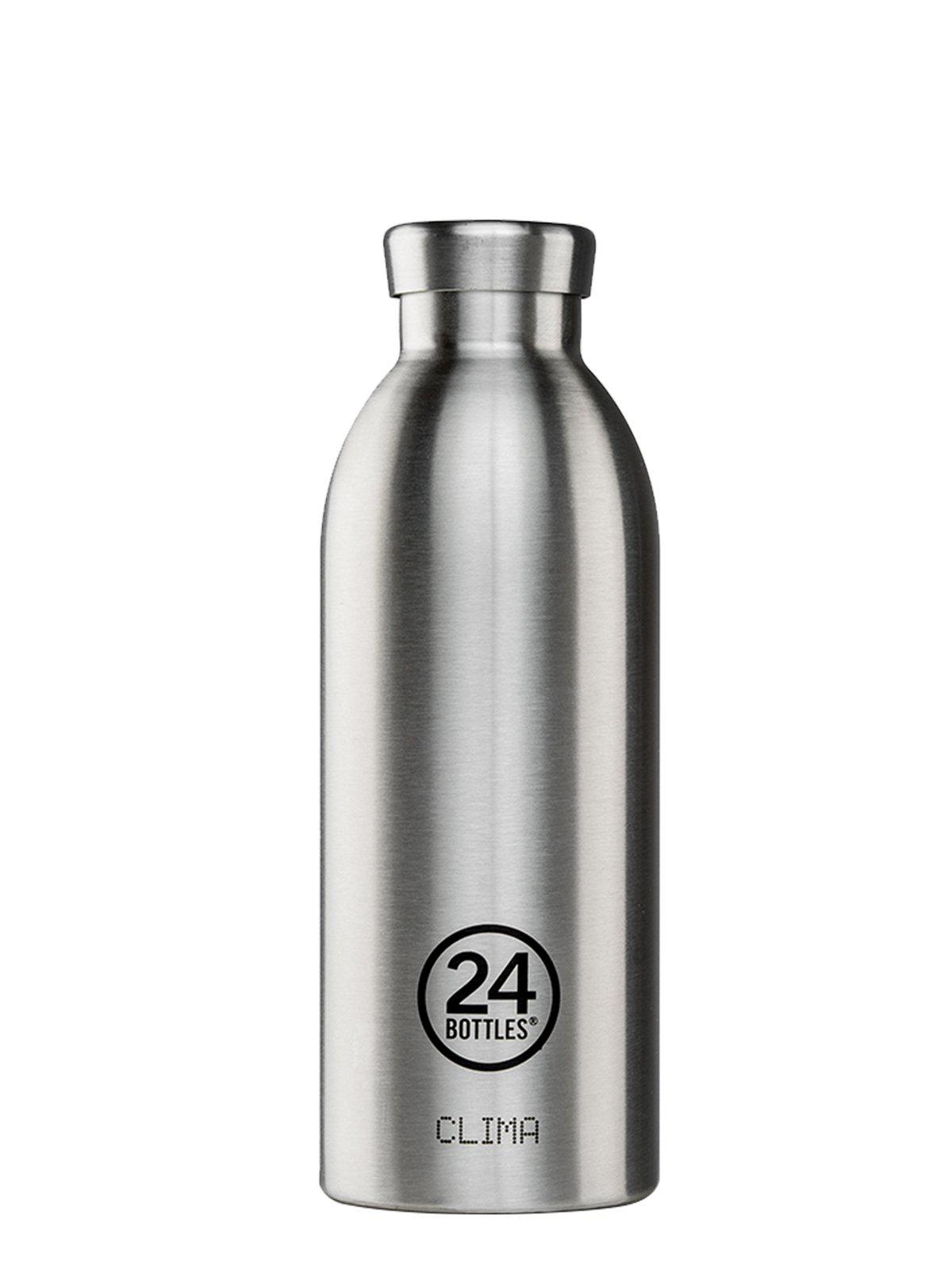 24Bottles Clima Bottle Steel 500ml - MORE by Morello - Indonesia