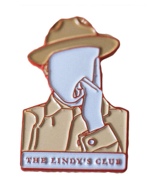 The Lindy's Club Enamel Pin - MORE by Morello - Indonesia