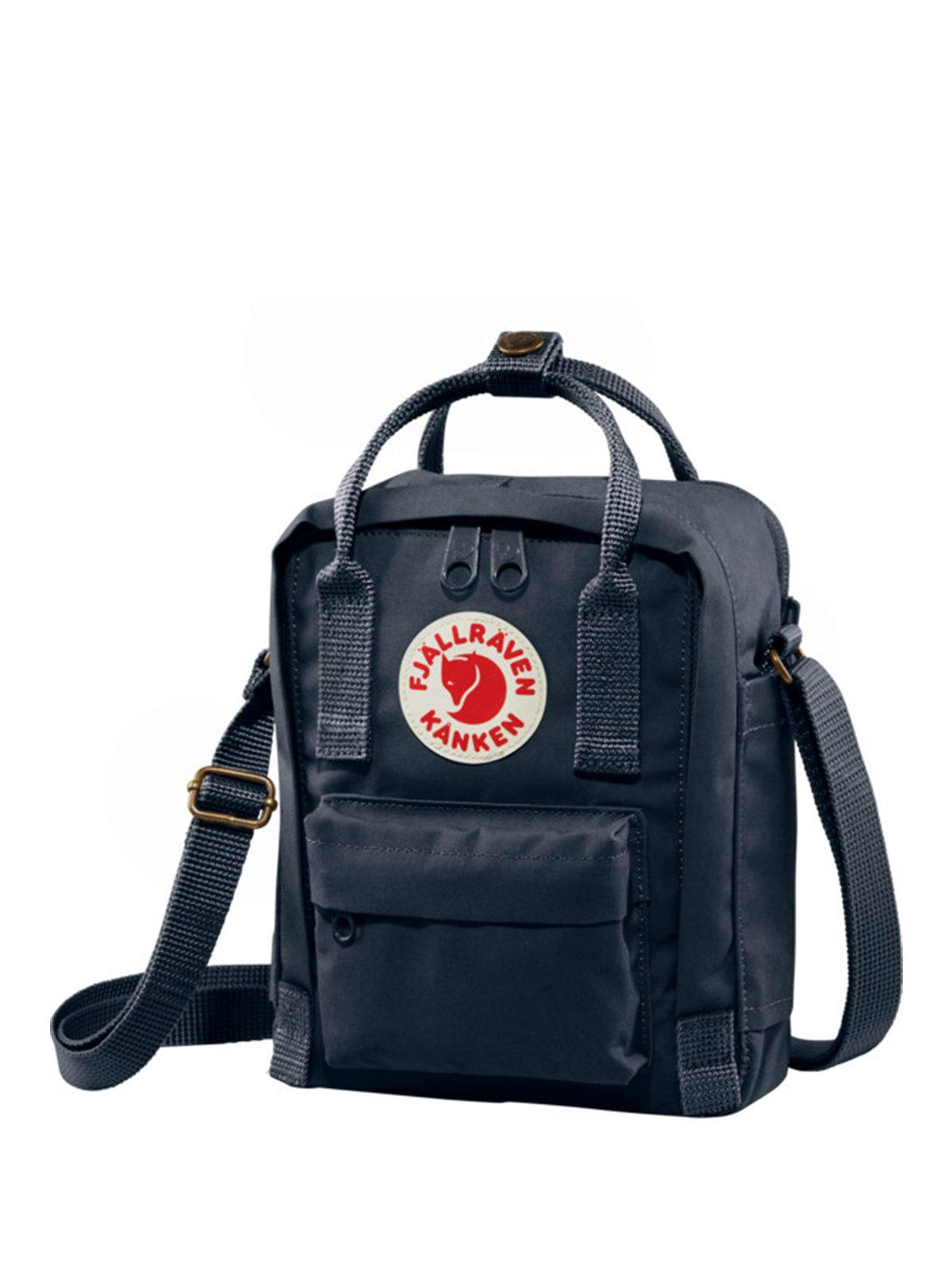Fjallraven Kanken Sling Bag Navy - MORE by Morello Indonesia
