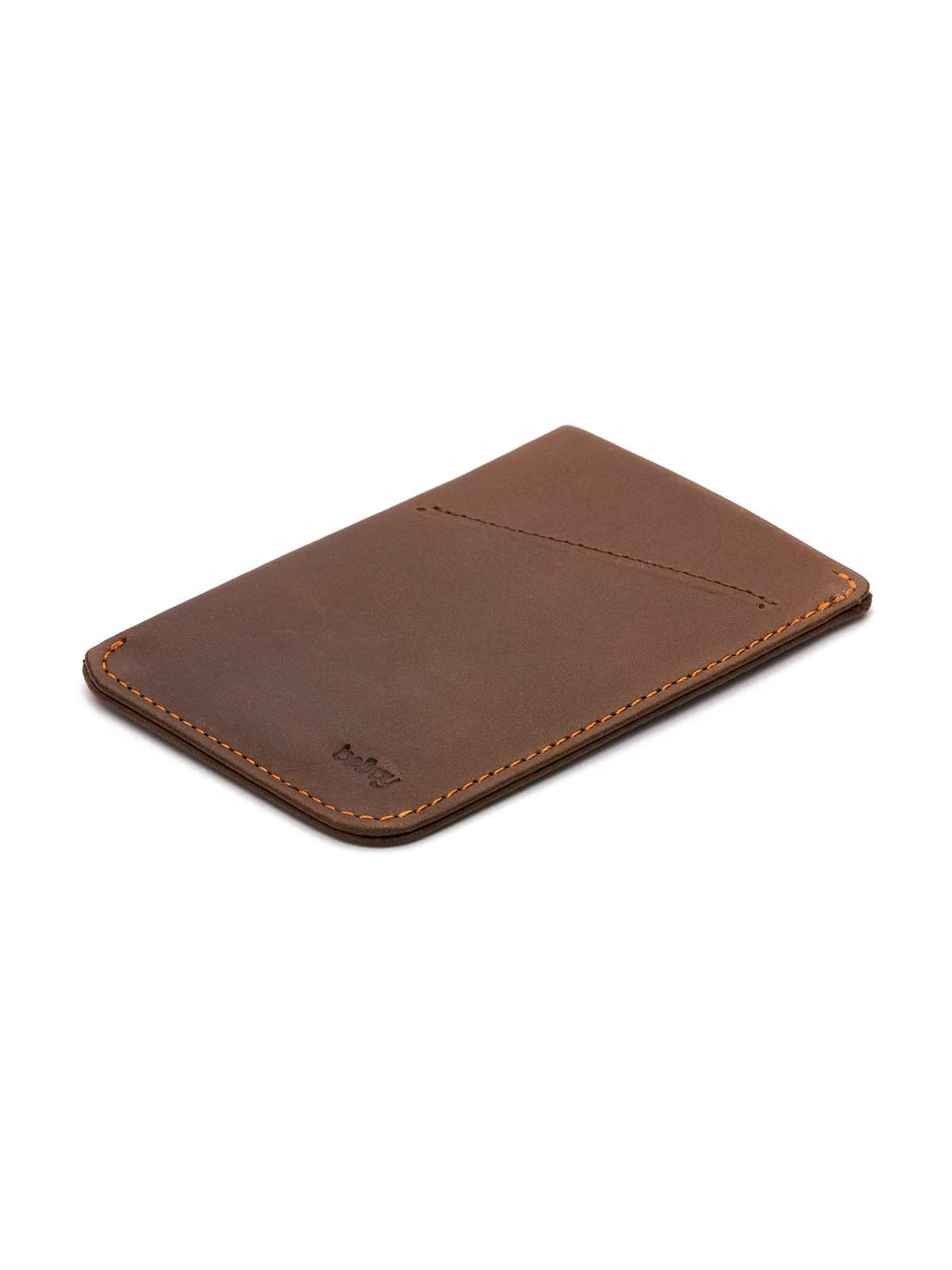 Bellroy Card Sleeve Cocoa - MORE by Morello Indonesia