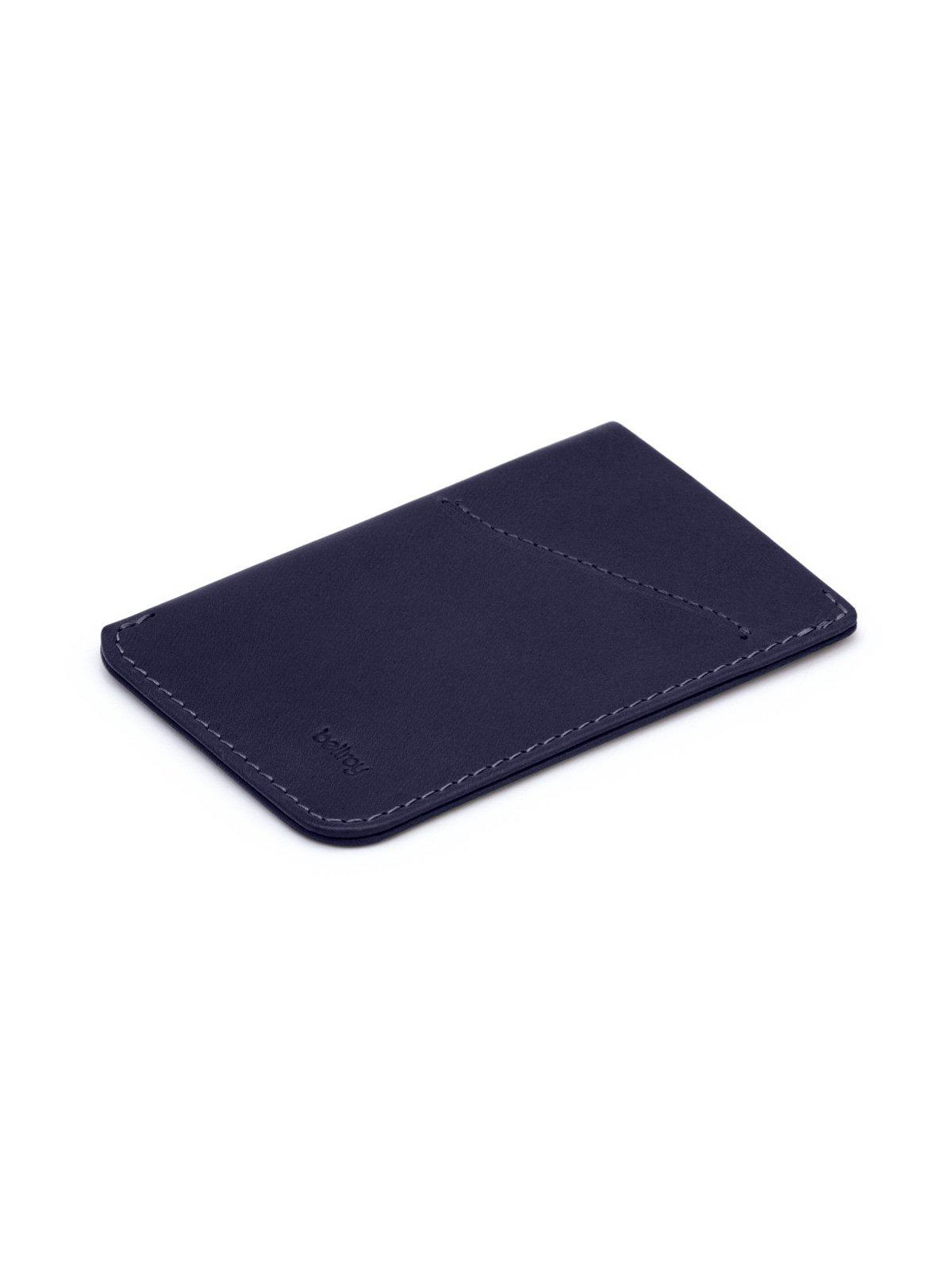 Bellroy Card Sleeve Navy - MORE by Morello Indonesia
