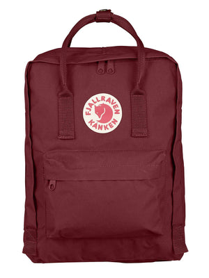 Fjallraven Kanken Classic Backpack Ox Red - MORE by Morello Indonesia