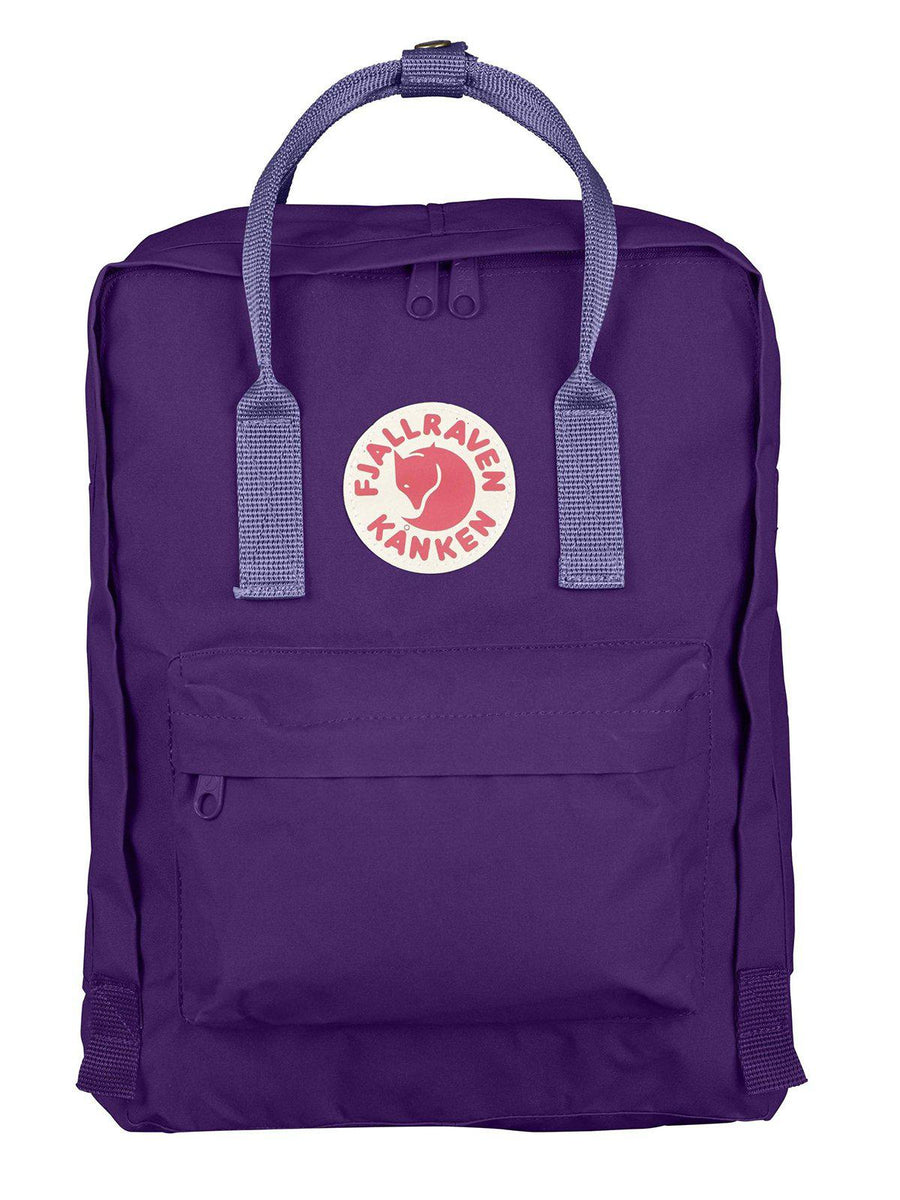 Fjallraven Kanken Classic Backpack Purple Violet - MORE by Morello Indonesia