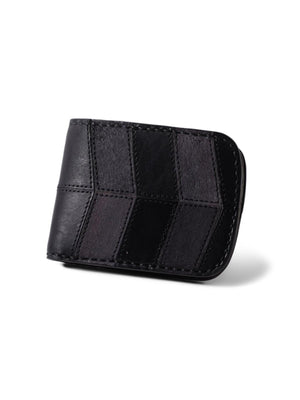 Voyej Vessel II Vestigial Shades Of Black Short Wallet
