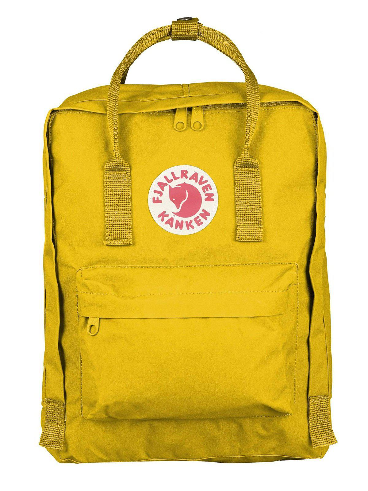 Fjallraven Kanken Classic Backpack Warm Yellow - MORE by Morello Indonesia