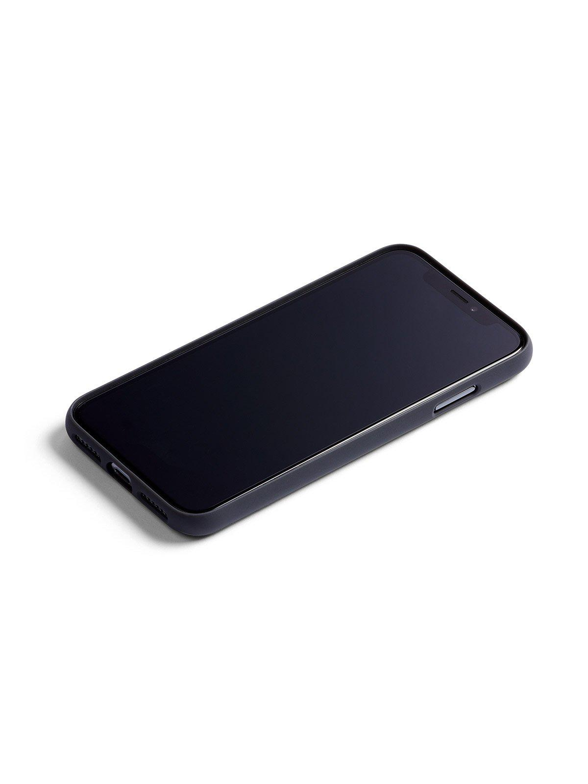 Bellroy Phone Case 0 Card iPhone XS Max Graphite - MORE by Morello Indonesia