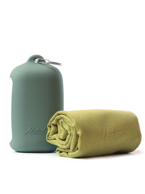 Matador NanoDry Shower Towel Large Moss Yellow - MORE by Morello - Indonesia