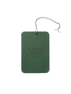 Oaken Lab Car Scent Tag Far Afield - MORE by Morello Indonesia