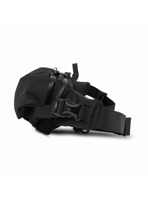 CODEOFBELL X-POD Sling Pack Small Pitch Black - MORE by Morello - Indonesia