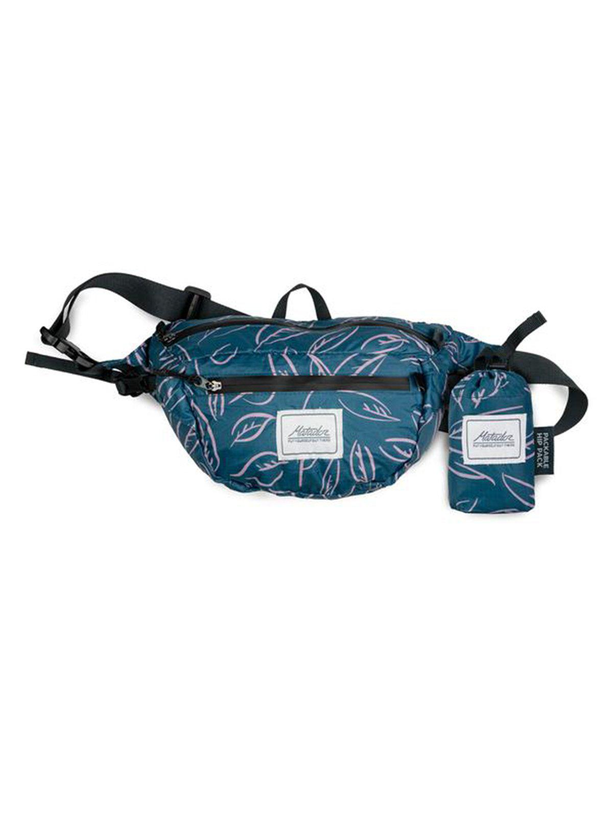 Matador Daylite Packable Hip Pack Leaf Pattern - MORE by Morello Indonesia
