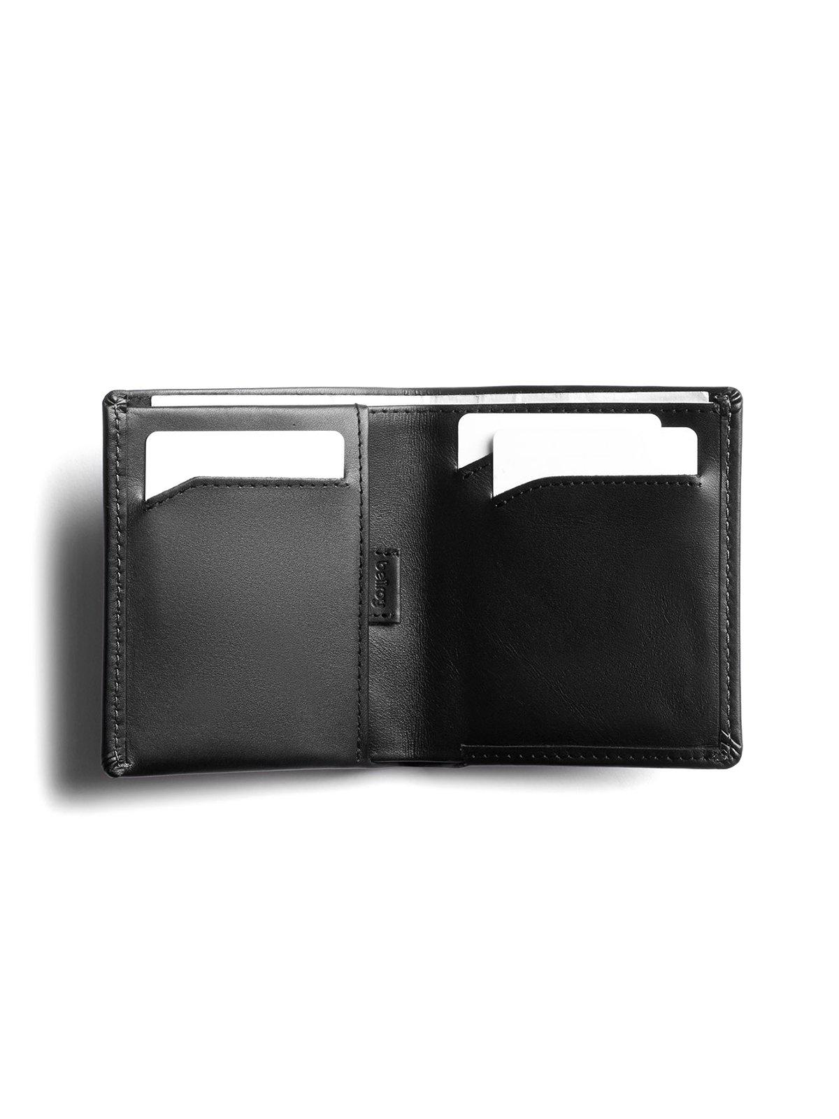 Bellroy Note Sleeve Wallet Black RFID - MORE by Morello Indonesia