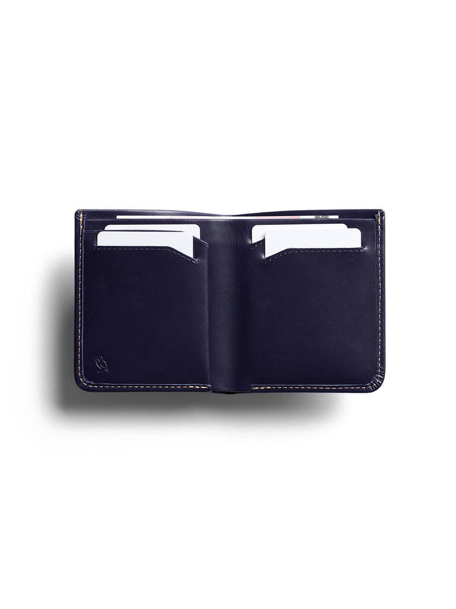 Bellroy The Tall Wallet Navy - MORE by Morello Indonesia