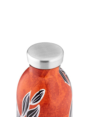 24Bottles Clima Bottle Ashanti Batik 500ml - MORE by Morello Indonesia