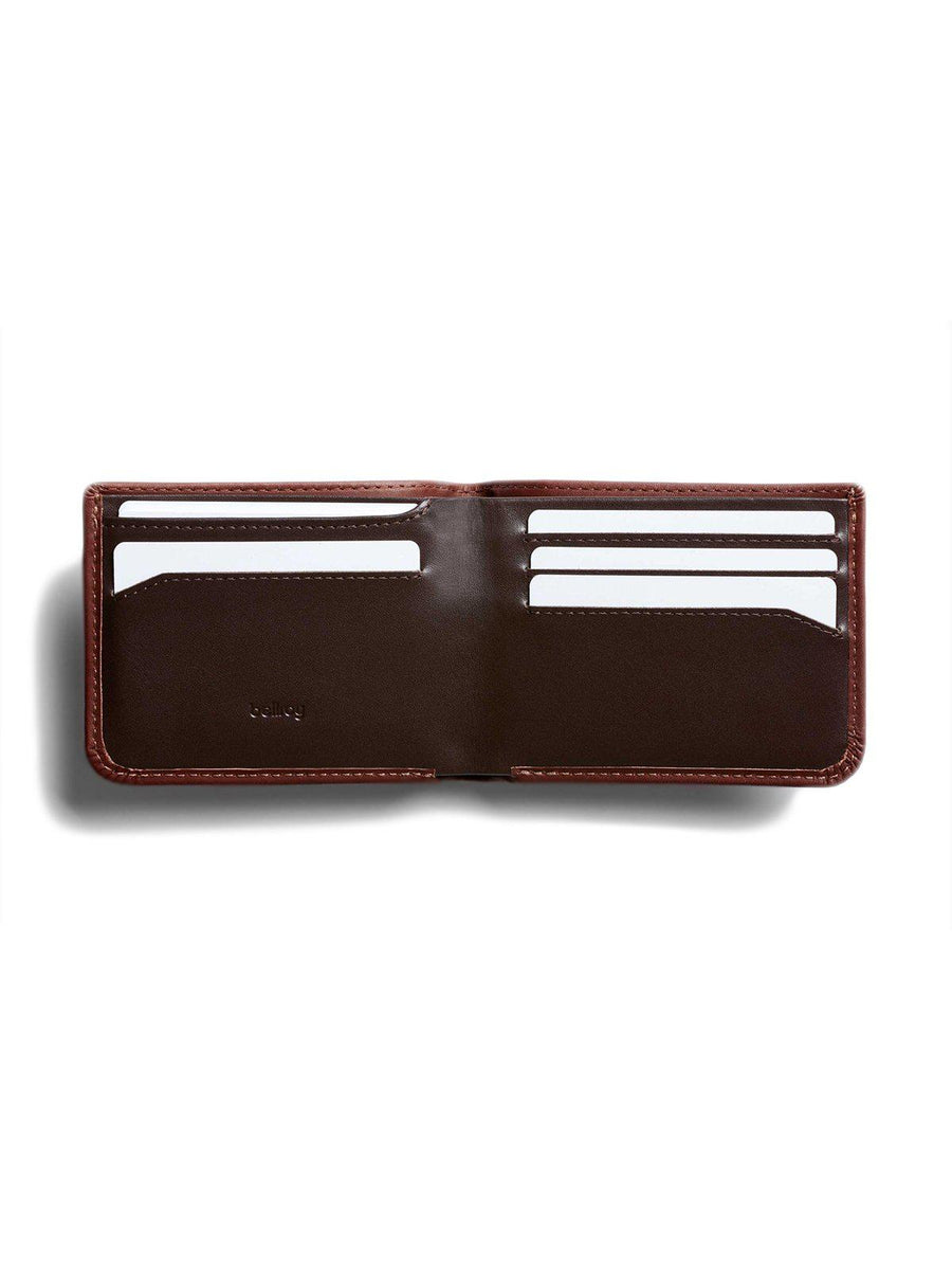 Bellroy Hide and Seek Wallet Cocoa RFID - MORE by Morello - Indonesia
